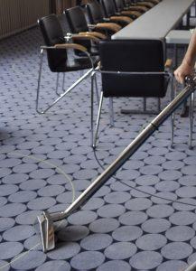 почистване на конферентна зала