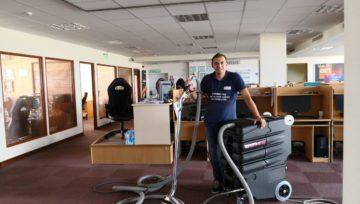 Почистване на конферентни зали
