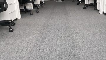 Почистване на офиси в почивни дни - има ли график?